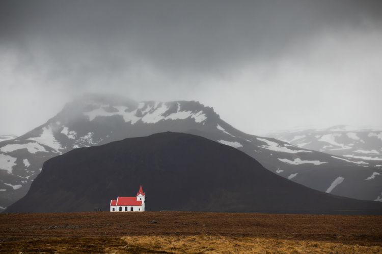 Church at iceland