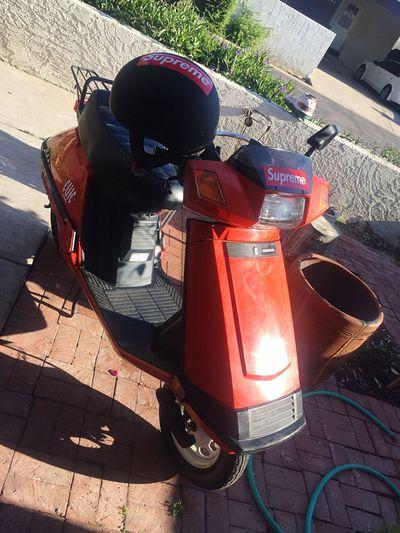 Honda HondaElite 80cc Supreme