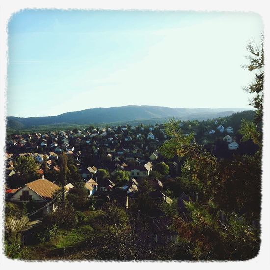 Szentiváni hegyek.