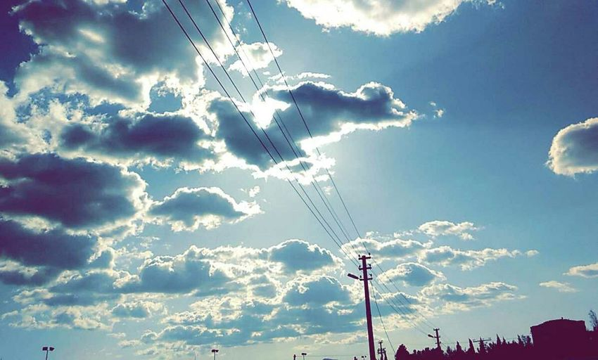 Clouds Couds And Sky Sky Loveinlife