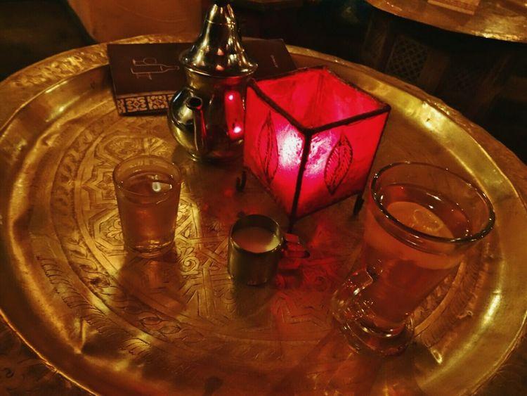 Mint Tea Relaxing Tearoom