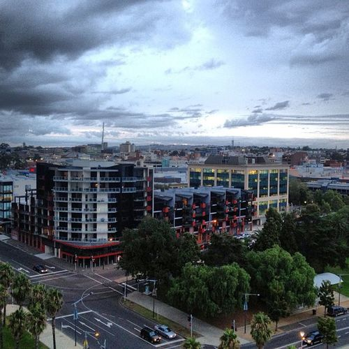 Town looked great last night Loljks Sickweather Sky Geelong dprox