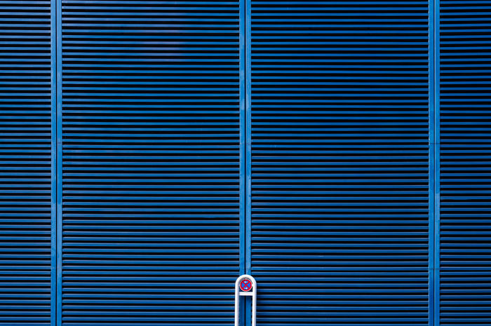 Bluemonday Minimalist Pattern, Texture, Shape And Form Backgrounds Berlinmalism Blue Blue Monday Bluemonday Fujix_berlin Fujixe3 Fujixseries Minimalism Minimalist Photography  Minimalistic Minimalobsession No People Outdoors Pattern Patterns & Textures Ralfpollack_fotografie Symmetry