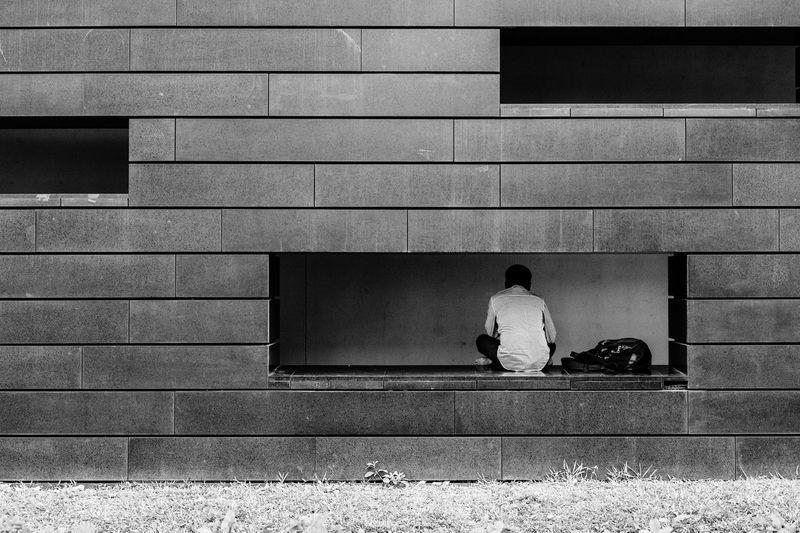Rectangle Rectangle Streetphotography Monochrome Blackandwhite Streetphoto_bw People Shapes