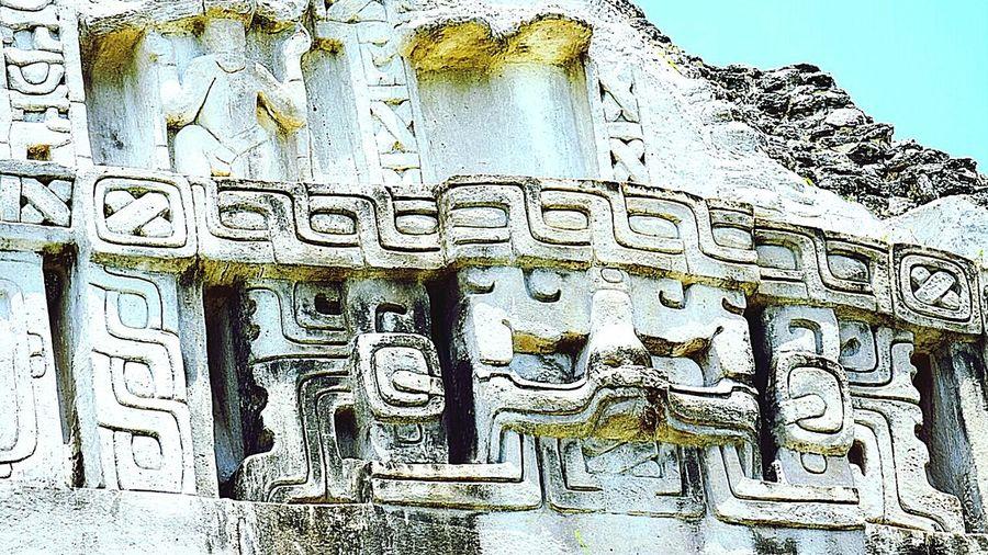 Mayanculture Mayan Wonders Mayan Ruins Mayan Mayan Sculpture Sculpture Temple Outdoors