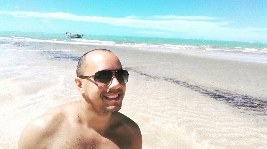 Maragogi...sua beleza,seus encantos me fascina! Beach Sea Sky Maragogi - AL First Eyeem Photo