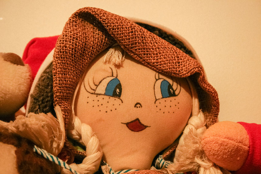 Amber Light Close-up Day Doll Figurine  Human Representation Indoors  Lieblingsteil No People