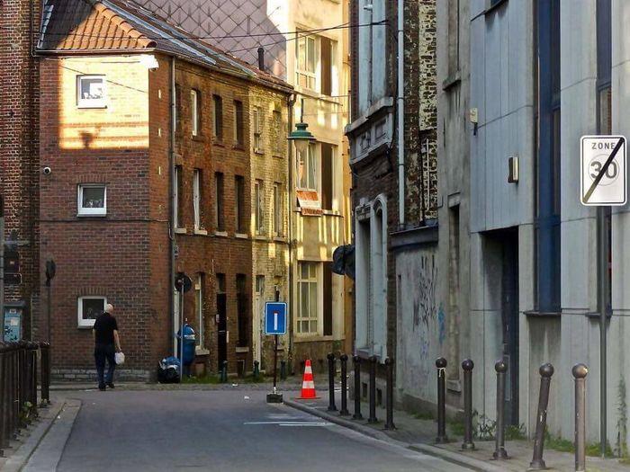 Ville Basse Charleroi, Belgium
