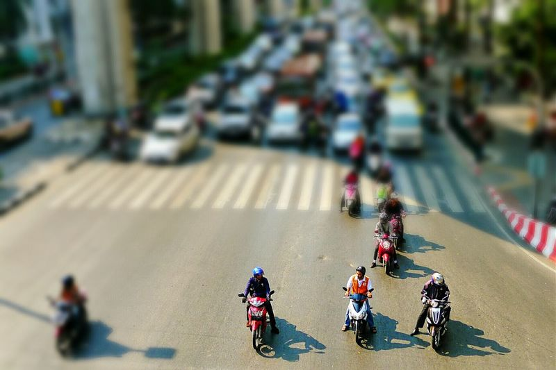 Spotted In Thailand Traveling Starting A Trip On The Road Taking Photos Eye4photography  Check This Out Popular Photos From My Point Of View Streetphotography Street Photography Tiltshift Tilt-shift Tilt Shift Open Edit Discover Your City Hello World
