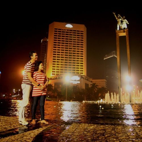 Jakartacity  INDONESIA BudaranHI Prewedingphotograp gerrydessy