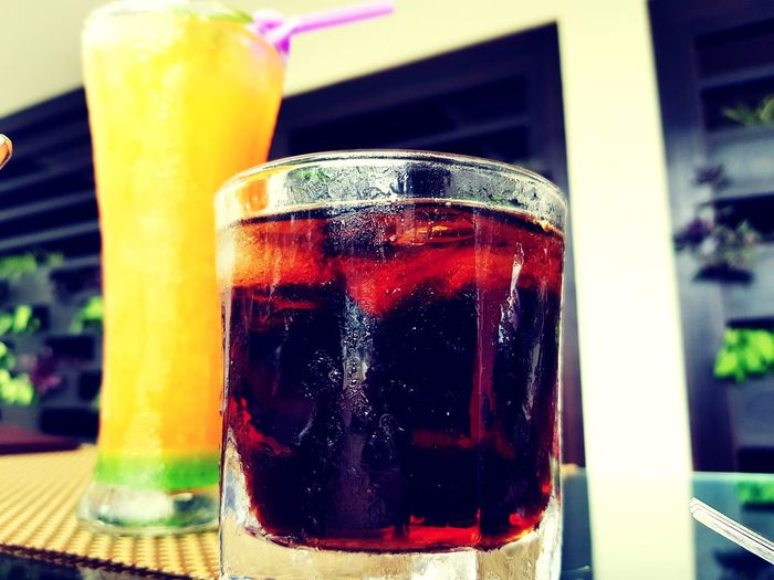 Old Monk Drinks! Drinks With Friends Cola EyeEm Selects Cold Temperature Ice Tea Ice