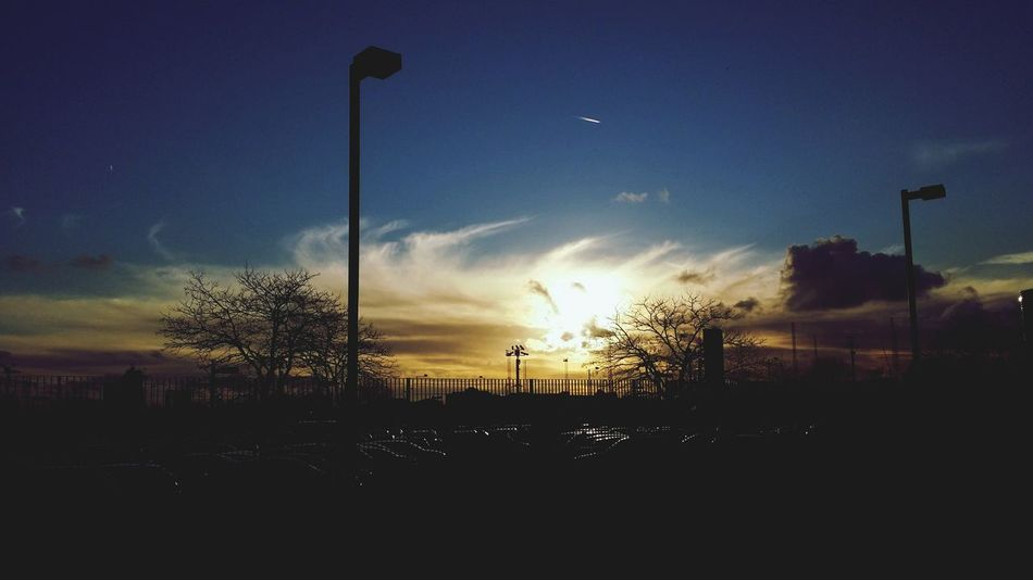 Sky Sunset No People Day Sun Outdoors View Photooftheday EyeEm Selects