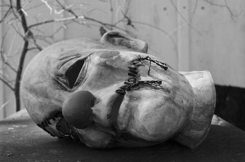 Vintage Creepy Darkart Halloween Heavymetal Death Everyday Is Halloween Masked Maskedportraits Masked Man Scare Actor Slipknot Darkartist Vintage Photo