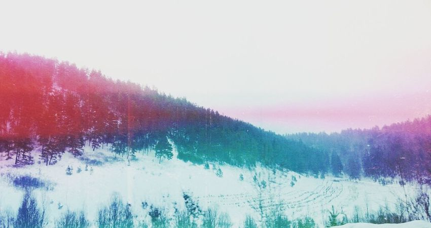 Winter Nature Sky Sunset Abstract No People Cold Temperature Outdoors Tree Scenics Water Snow Day Landscape Beauty In Nature Russia Russian Girl Russia_in_nature Beauty In Nature