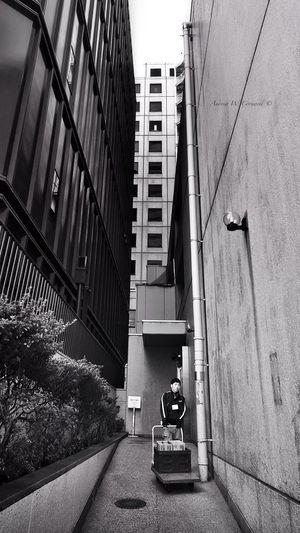 A.W.C. Streetphotography Streetphoto_bw Blackandwhite 1day~26 of 41images of Shinjuku