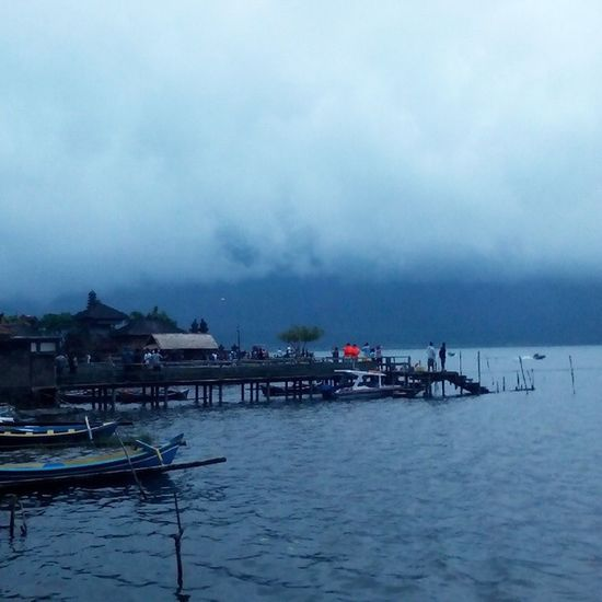 Rain on Bedugul🌂 Nicepict Vscocam Likeforlike Awesome Rain Bedugul Bali INDONESIA