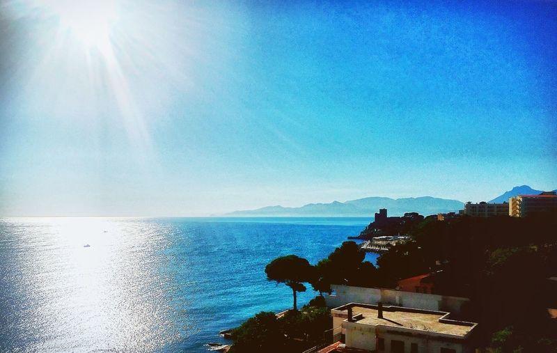 Sunrise Sicily Santaflavia Summer