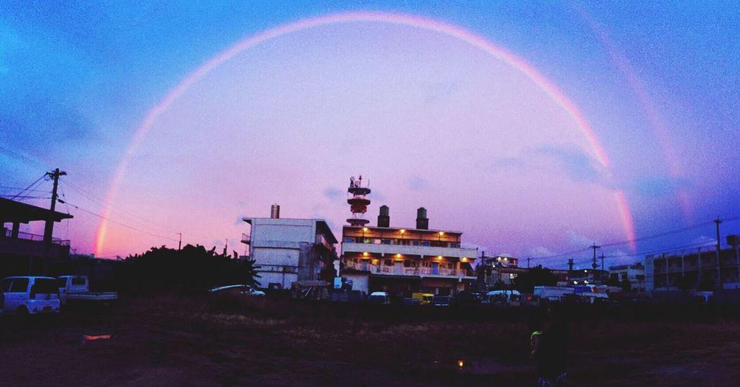 Rainbow Rainbow Sky