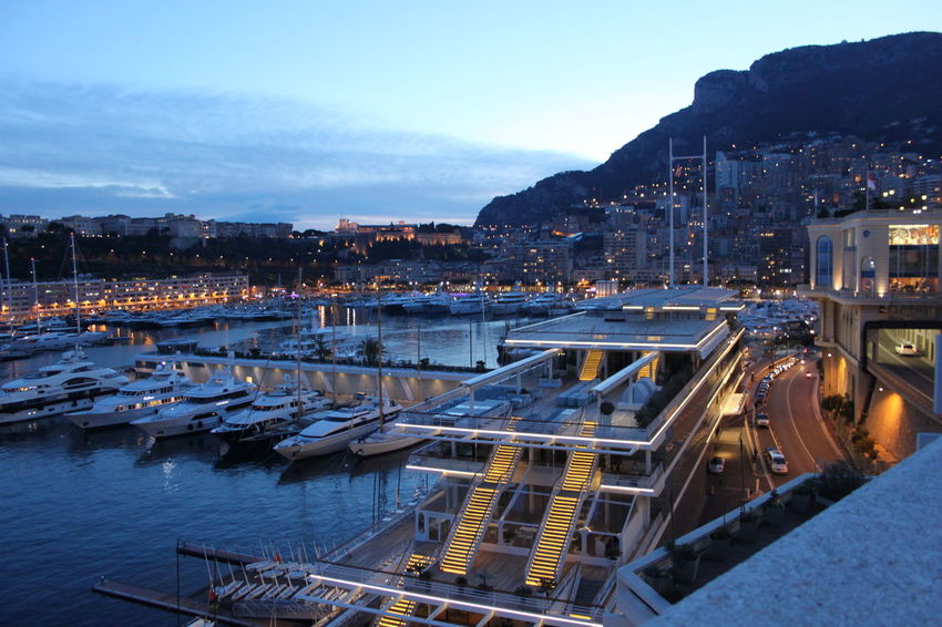Boat Calm City Life Community Composition Development Harbor Human Settlement Lake Montecarlo Monaco Moored Nautical Vessel Outdoors Perspective Pier Port Monaco Reflection Residential District The KIOMI CollectionRiver Standing Water Transportation Water Waterfront Showcase March