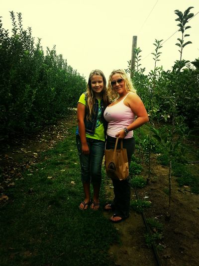 Applepicking Fall2014 Daddys Girl  Enjoying Life