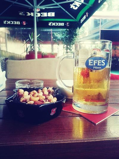 Afternoon Snack Turkish Beer Hanging Out Kross Filter