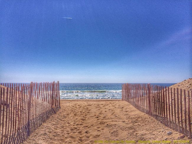 Beach my own person gates to haven on earth ;)
