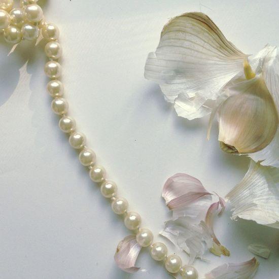 Pearls and garlic
