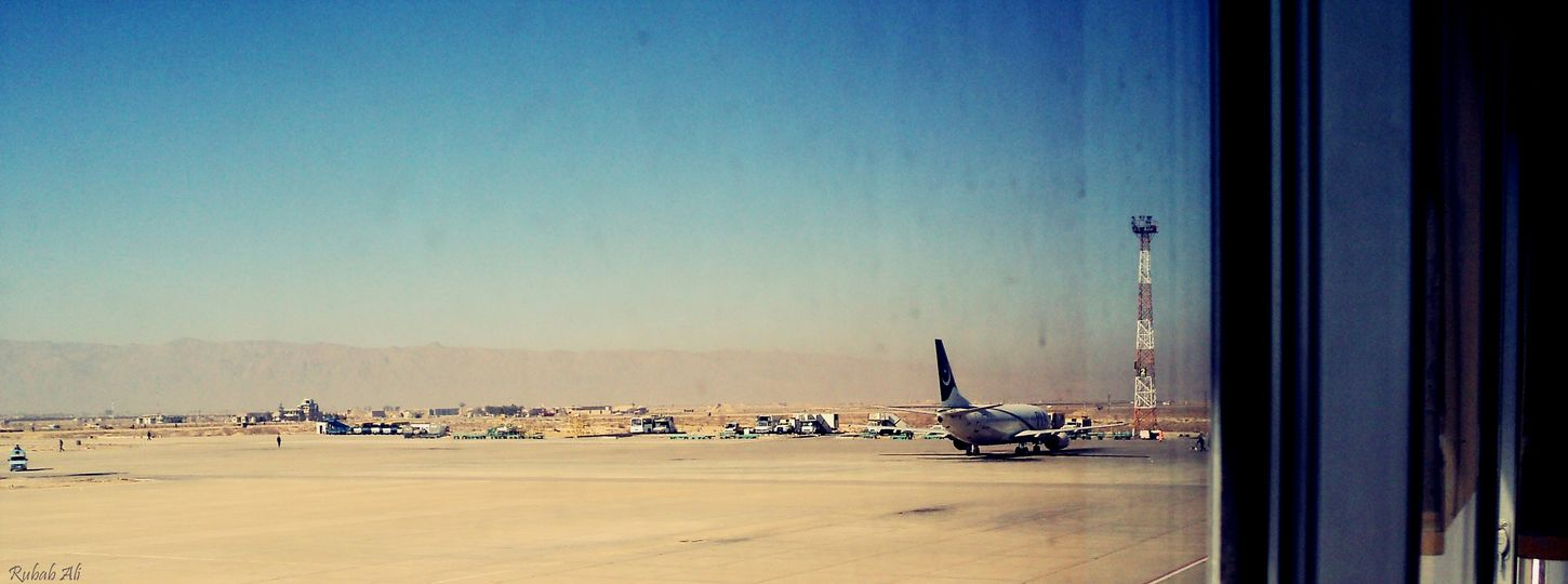 Let me flee, let me soar let me touch the mighty sky And let me see how small i was, Before i got these wings to fly My Best Photo 2015 Airplane Airport Quetta Pakistan