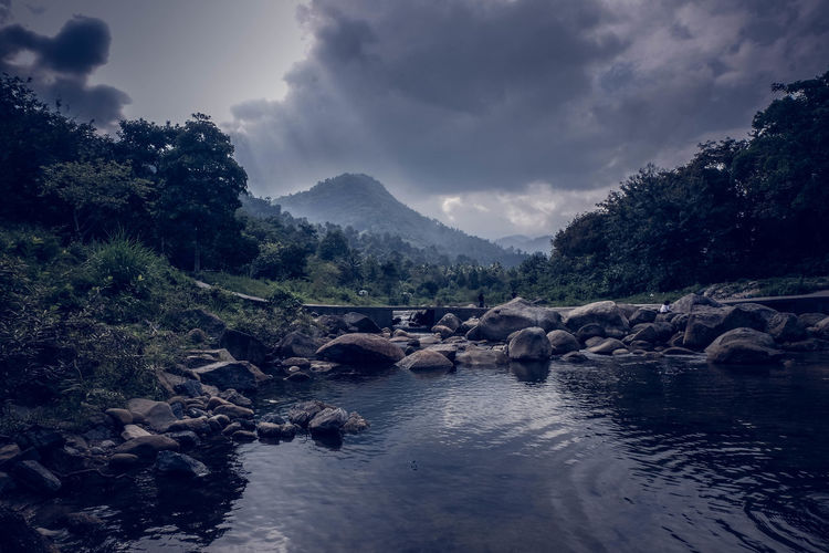 The best O' Zone Cloud - Sky Flowing Water Forest Mountain No People River Rock Scenics - Nature Water