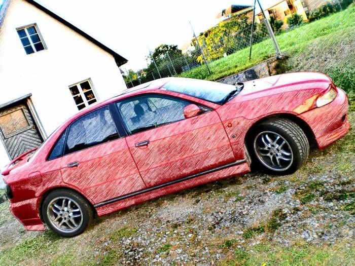 Audi A4 First Car