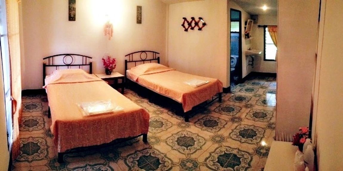 Starting 1,000 THB per night! including breakfast for 2 pax.