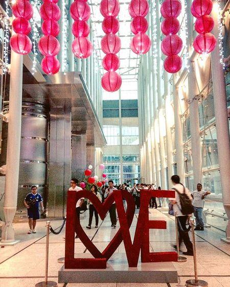 02/03/2016 Loveisintheair Happyvalentines Valentines Rcbcplaza Rcbc