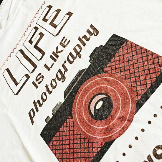 Tshirt ILovePhoto My Tshirt Enjoying Life