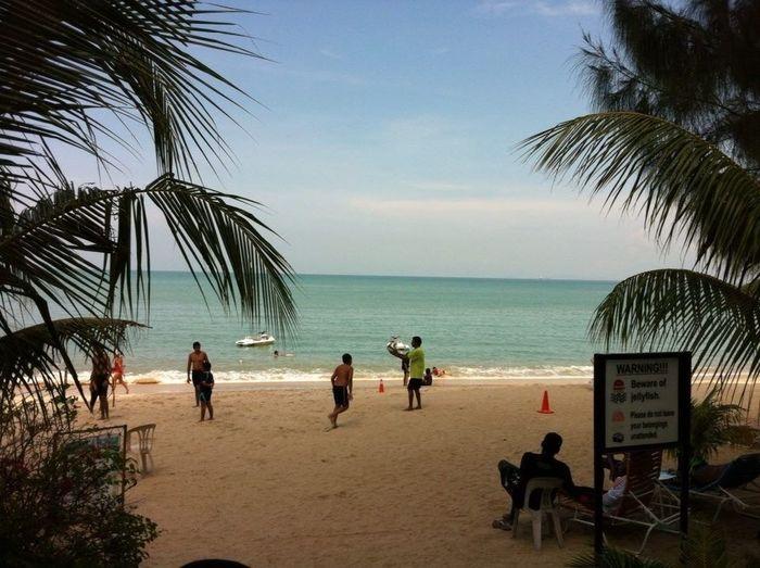 Living life at the beach. Tg Bungah, Penang. EyeEm Malaysia IPSNoFilter Beach