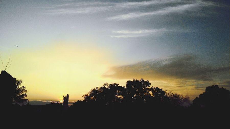 sunset Balikpapan