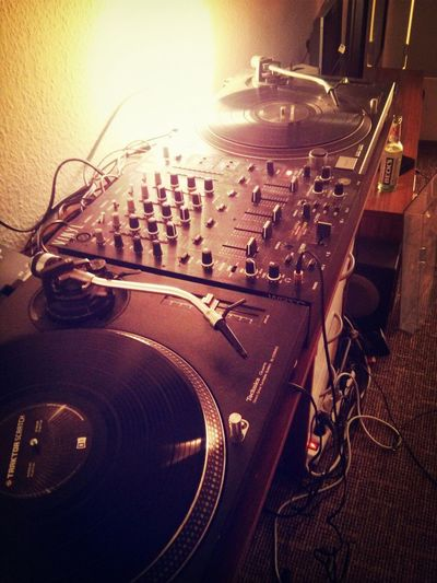 Preparing DJ Set For Next Friday!