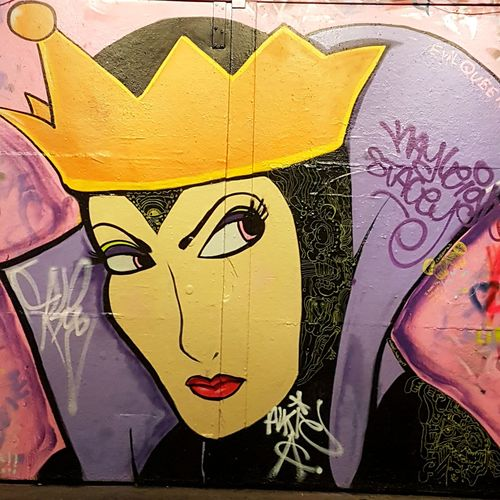 Street Art/Graffiti Close-up No People Day Outdoors