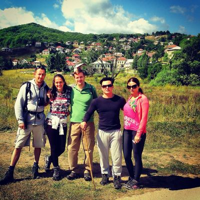 Friends ❤ Macedonia Lazaropole