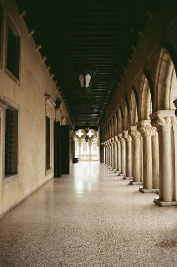 Architecture Built Structure Day Illuminated Indoors  No People Palace Venice, Italy