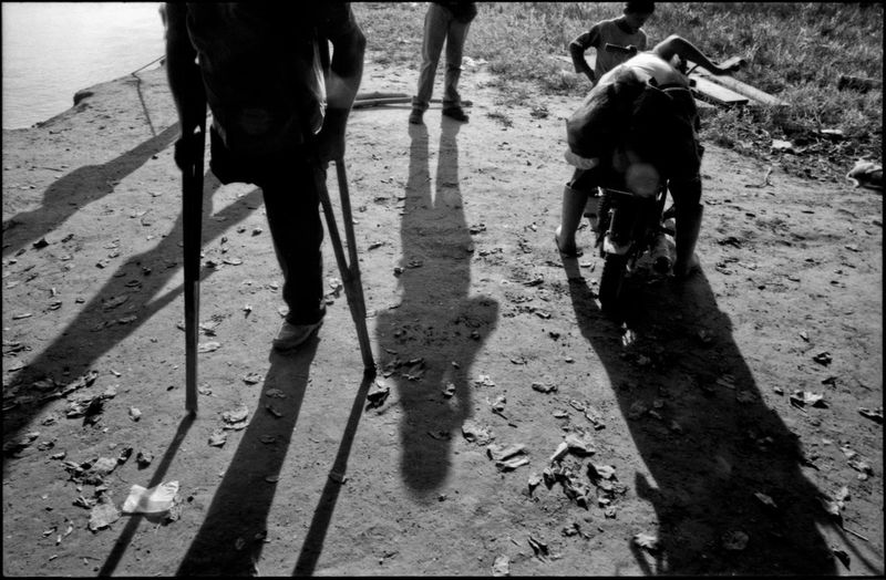 Sarare River, Apure State - Venezuela / Photography by Aaron Sosa / www.aaronsosaphotography.com www.aaronsosablog.com Black And White Venezuela Film Apure,Venezuela