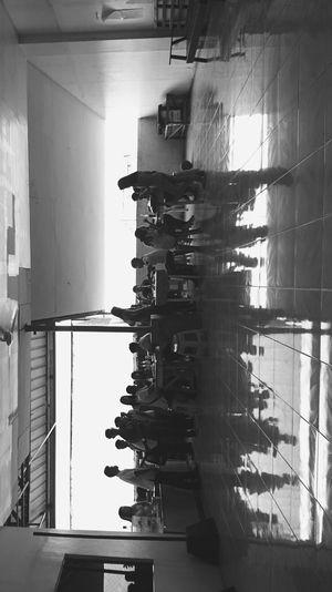 Indoors  Person Lifestyles Large Group Of People Waiting Leisure Activity Reflection Week Of Eyeem Streetphotography Street Fashion EyeEm Best Shots - The Streets Eyeemphoto EyeEm Gallery EyeemPhotos Eyeem Philippines EyeEm Best Edits SONYXPERIAX Sonyxperia EyeEmBestPics Xperiax Outdoors Day Tiles Reflection Reflected Glory