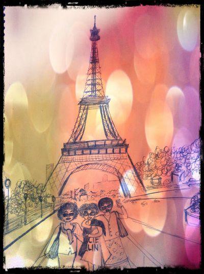 Drowning Art Paris