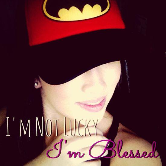 Enjoying Life That's Me b BatMan <3