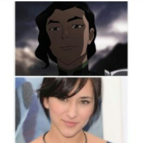 So the voice of kuriva from the end of book three, is robin Williams *moment of silence* daughter Zelda Williams. I can't wait to see book four. Bookfour Tlok Atla
