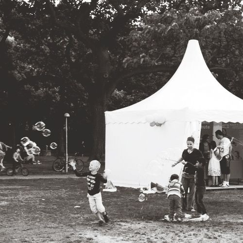 Bubbles Kids Park