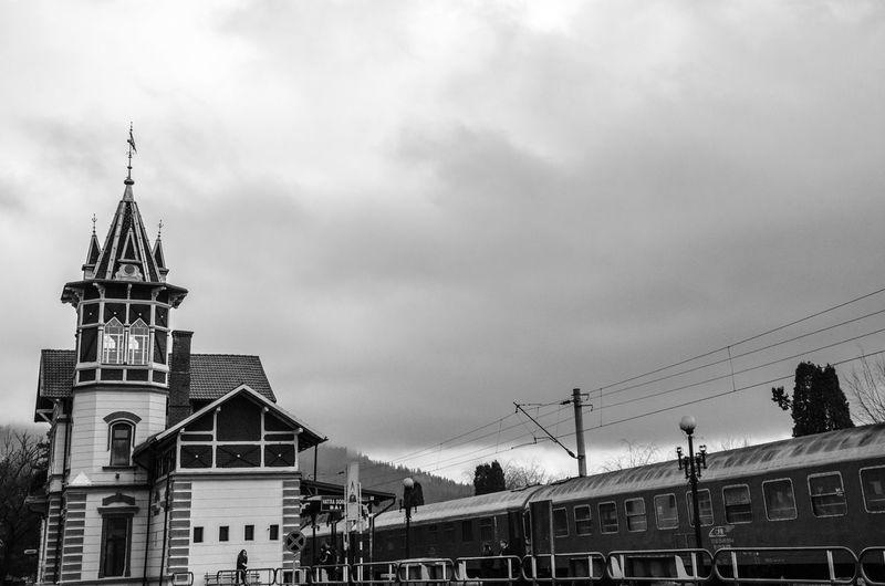 Cloud Exterior Famous Place No People Outdoors Religion