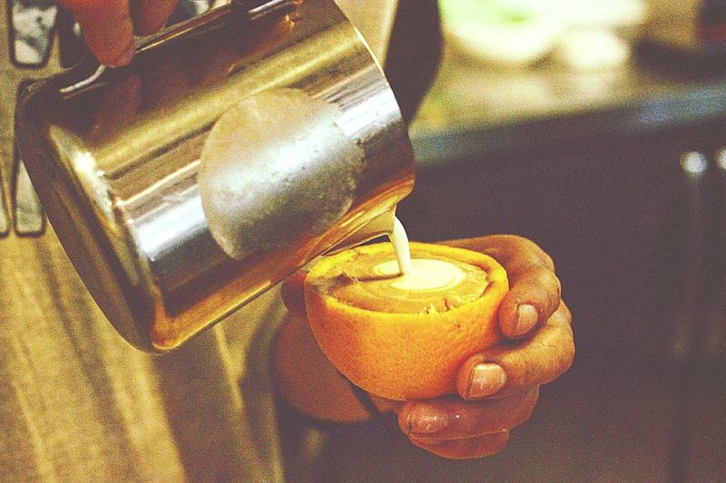 Coffee and lemon Coffee Latteart Latteartgram Beanreserve