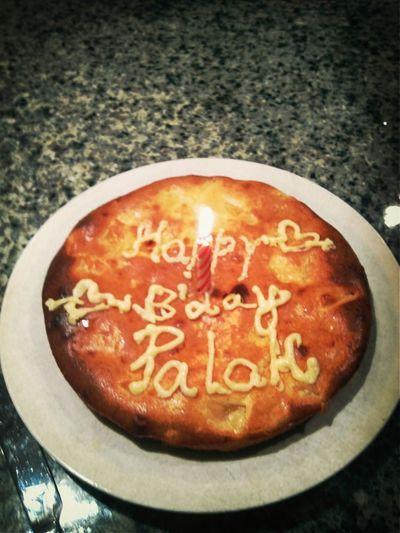 Palak Birthday