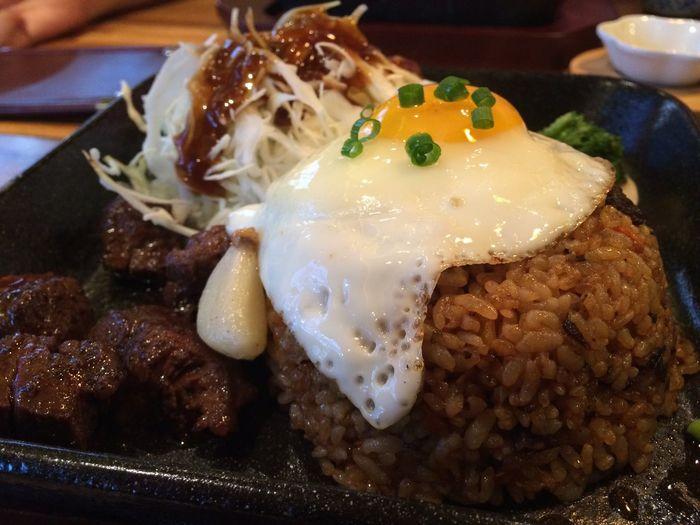 스테이크 볶음밥 steak & fried rice Food Porn