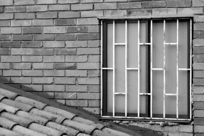 Check This Out Week On Eyeem Black And White Black & White Selling Dreams Pattern Pieces Brick Wall Wall Window Architectural Detail Architecture Windows_aroundtheworld Eyeem Architecture Contrast Simple Photography Simplicity Stillness Past Calmness Warning February